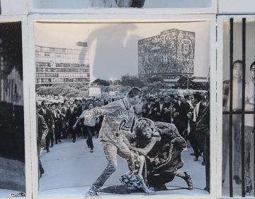 La UAQ instala exposición sobre movimientos sociales