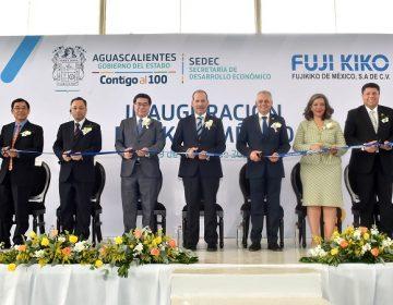 Llega nueva inversión japonesa de la industria automotriz a Aguascalientes