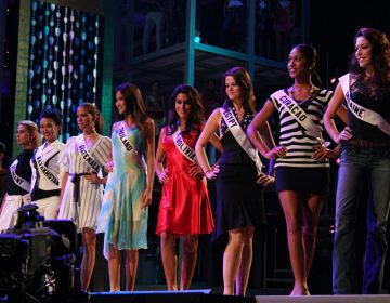 Miss Universo es por primera vez un asunto serio