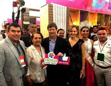 Participa Calvillo en Feria Nacional de Pueblos Mágicos en Michoacán