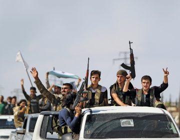 Se vislumbran nuevos combates para ganar territorio sirio