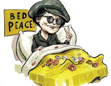 Yoko Ono, la incisiva
