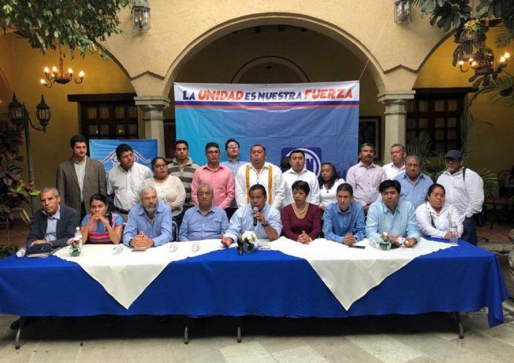 Suman fuerzas liderazgos panistas contra Naty Díaz