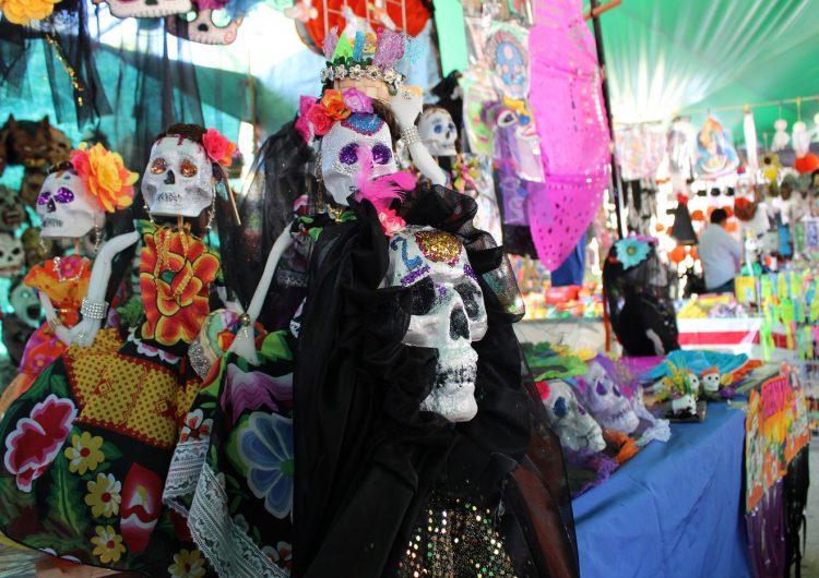 """""""Parte plaza"""" Día de Muertos en Oaxaca"""