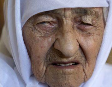 La mujer más longeva del mundo dice que solo ha tenido un día feliz a sus 129 años de vida