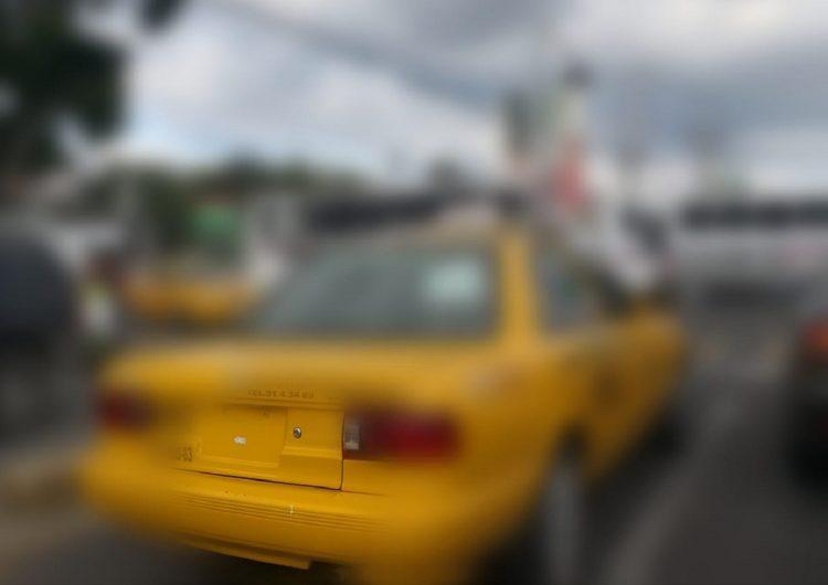 La violencia contra las mujeres también viaja en taxi