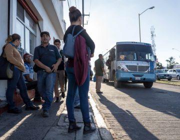 Inmoviliza a Aguascalientes paro de camiones; gobierno anuncia acciones legales