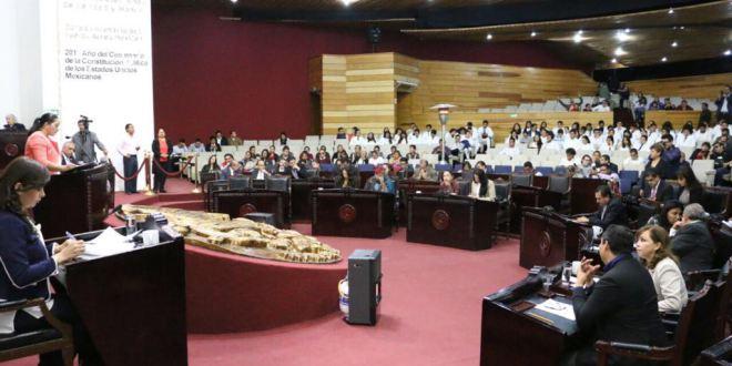 Plantean diputados la revocación de mandato en Hidalgo