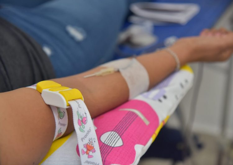 Tuvo Jesús María exitosa Jornada de donación altruista de sangre