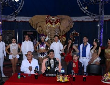 Pedirán a AMLO que se revierta la prohibición de animales en circos