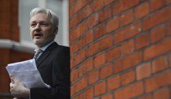 """Creador de WikiLeaks vive """"situación inhumana"""" en embajada de Ecuador…"""