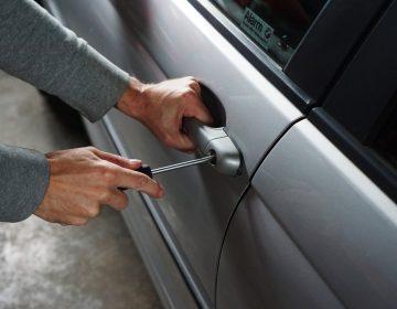 El robo de vehículo automotor es el delito más cometido en SLP