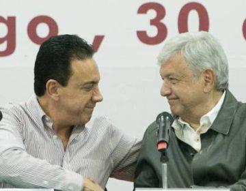 Reafirma AMLO sus promesas para Hidalgo