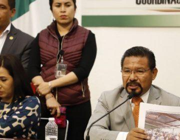 Niega Cipriano Charrez acusación de procuraduría; evade explicación