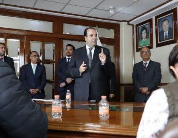 Otorga Habib a exprocurador la visitaduría