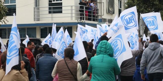 Se registran dos precandidatos a la dirigencia del PAN en Hidalgo