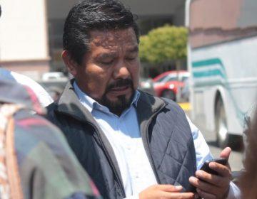 Alistan análisis por desafuero de Cipriano Charrez
