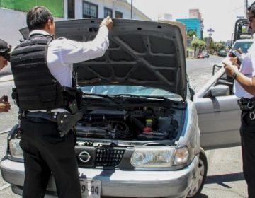 En Pachuca, 7 ilícitos en foco rojo: semáforo