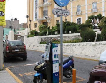 Ponen parquímetros en calles de Pachuca que estudio de IMIP no estipula