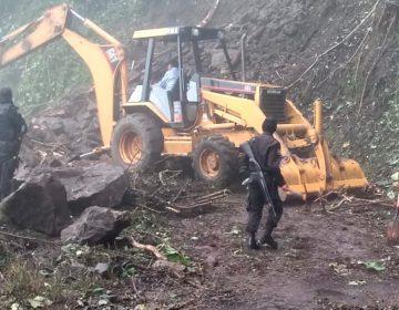20 municipios afectados por lluvias