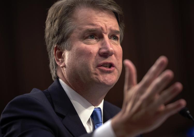 Candidato de Trump acusado de agresión sexual da un paso más a la Corte Suprema de EE. UU.