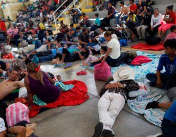 Gobierno de Puebla se prepara para atender a la Caravana Migrante