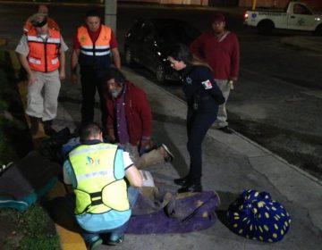 Refuerzan seguridad por asesinatos de personas en situación de calle