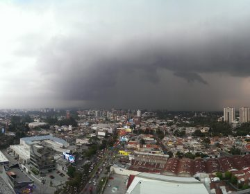 Temporada de lluvias en Guatemala deja 9 muertos y 760 mil afectados