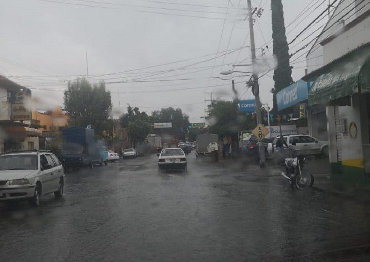 Lluvia deja sin clases a 92 municipios de Oaxaca
