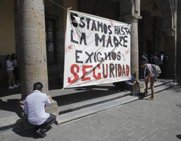 Estudiantes de la U de G exigen mayor seguridad