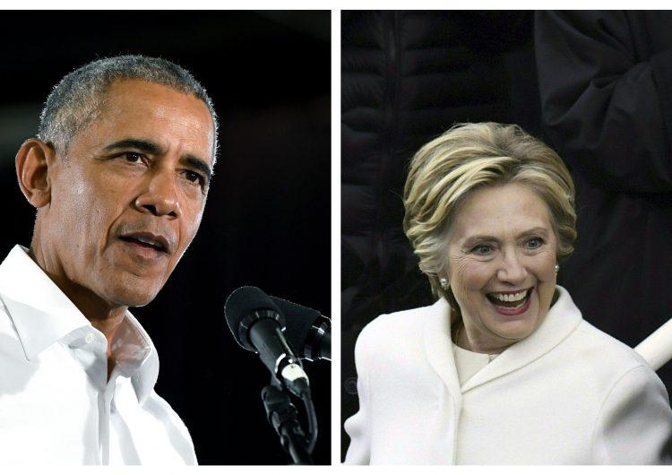 Envían paquetes aparentemente explosivos a las residencias de Obama y los Clinton