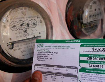IP aprobó reforma energética y ahora se queja por alza de luz: Bartlett Díaz