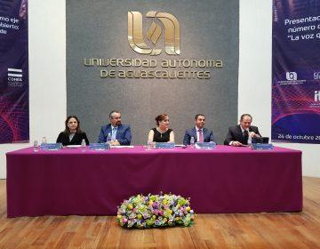Organiza ITEA panel sobre derechos humanos y gobierno abierto en la UAA