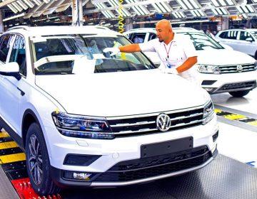 Produce VW la unidad 250 mil de la camioneta Tiguan en su planta de Puebla