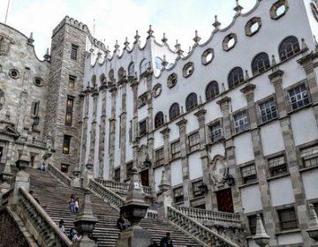 Universidad de Guanajuato dentro de las 10 mejores universidades en México