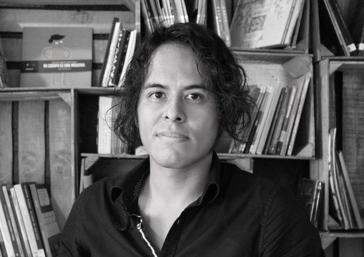 Corto de horror a la oaxaqueña y el arte multidisciplinario de Óscar Tanat