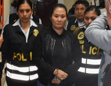Keiko Fujimori asegura que su detención fue injusta y arbitraria