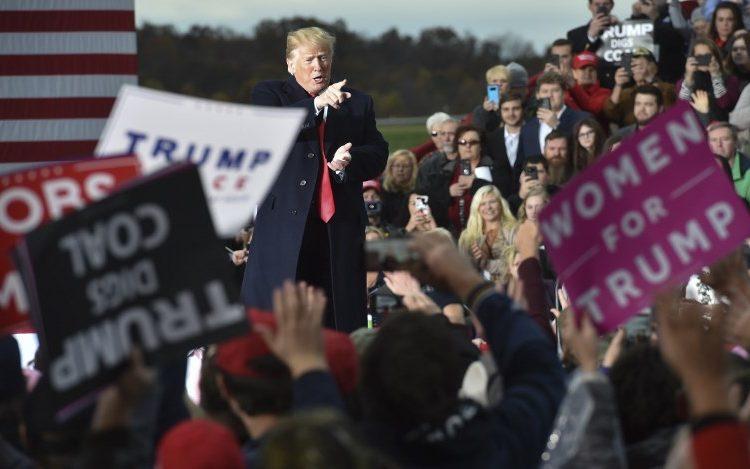 """Trump y su """"campaña de terror"""": cómo busca sumar votos a través de la xenofobia y las mentiras"""
