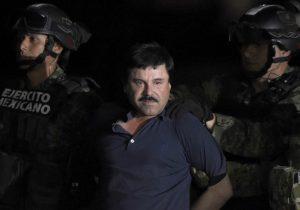 El Chapo enfrenta la justicia de EE. UU. en unas horas; podría llevarse cadena perpetua