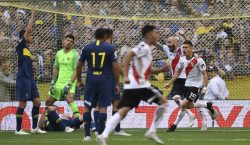 River y Boca mantienen el suspenso con un empate: la…