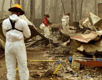Incendios en California dejan al menos 63 muertos y más de 600 personas desaparecidas