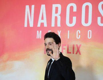 Hablar de narcos sin apología: Diego Luna