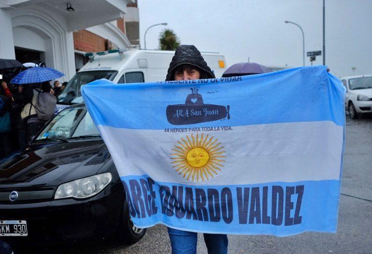 Localizan submarino argentino desaparecido hace un año en el Atlántico sur