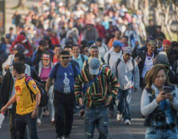 Trump y AMLO ya tienen acuerdo sobre qué hacer con la caravana migrante, según el  WP