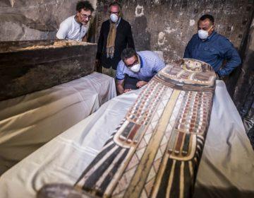 Los tesoros funerarios del antiguo Egipto: hallan tumbas y sarcófagos de nobles (fotos)
