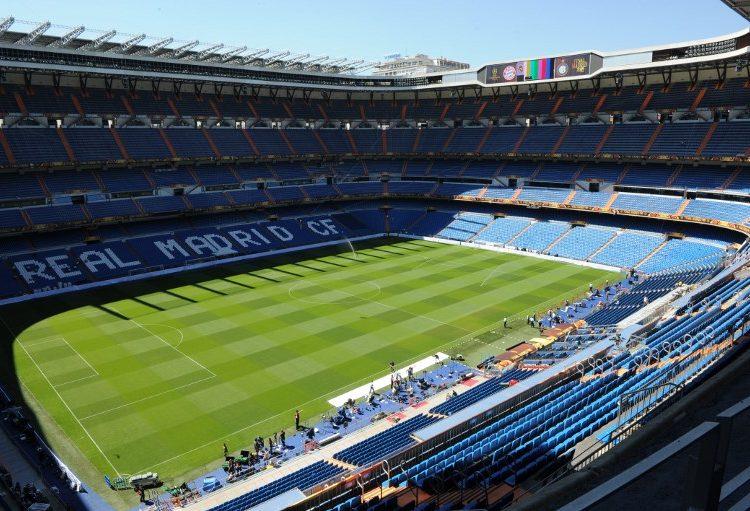La Final de la Libertadores será en el estadio Santiago Bernabéu, en España