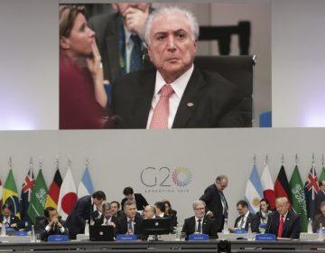 Inicia G20 en Argentina: entre la guerra comercial de Trump, las tensiones con Ucrania y el controversial príncipe saudí