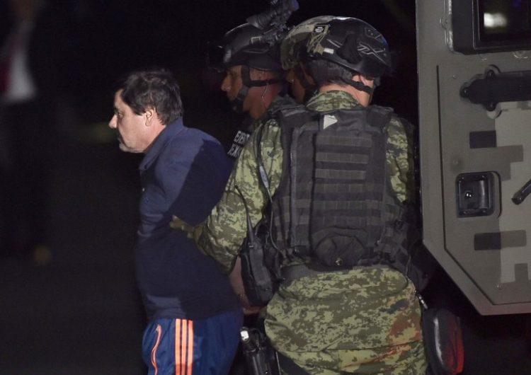 Juicio del Chapo desata señalamientos sobre infiltración del narco en el gobierno de México
