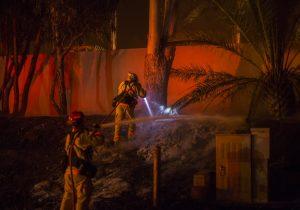 Nueve fallecidos y miles de personas evacuadas por incendios en California