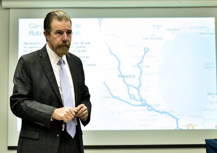 Guanajuato recibirá con trato humano a migrantes centroamericanos